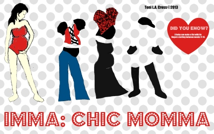 Imma- Chic Momma Set
